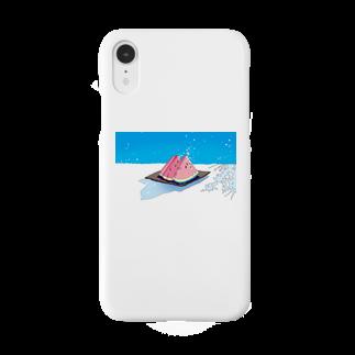 Saigetsuのあの夏、きみと宝石をたべた Smartphone cases