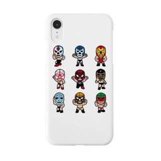 LUCHADOR nueve Smartphone cases