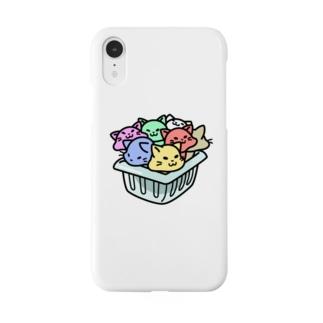 レインボーキネコ出荷 Smartphone cases