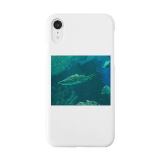 サメさんシリーズ2 Smartphone cases