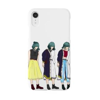 個性girl Smartphone cases