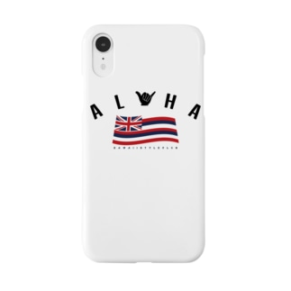 Aloha Flag Smartphone cases