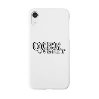 OVERシリーズ1 Smartphone cases
