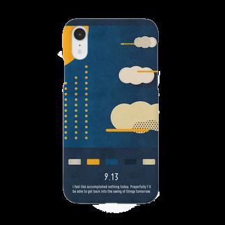新井リオの【2019.09.13】新井リオの英語日記グッズ Smartphone cases