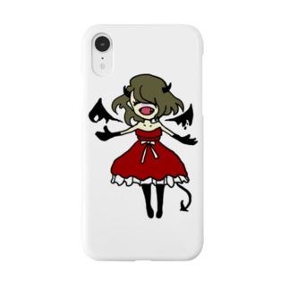あくまちゃん Smartphone cases