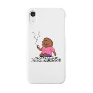 BABY SMOKER Smartphone cases