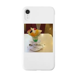 あの店のフルーツパフェ その1 Smartphone cases