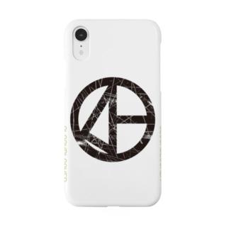 ロゴiPhoneケース Smartphone cases