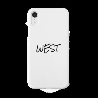 まゆげの加工のジャニーズWEST Smartphone cases