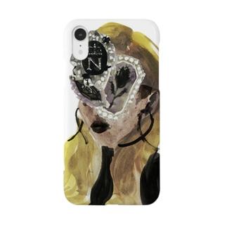 Jewel Face Smartphone cases