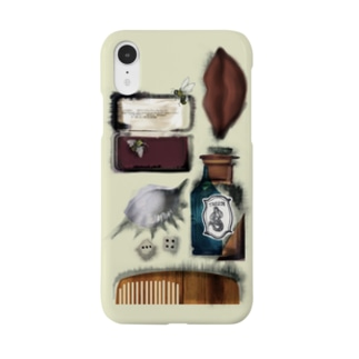 IN THE HER DRAWER Smartphone cases