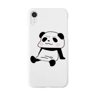 ハゲパンダ Smartphone cases