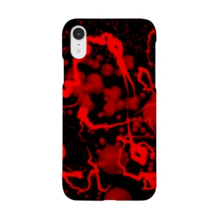 MMC's i phone cover black & red Smartphone cases