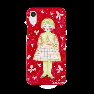 lunar pecaのhanahana Smartphone cases