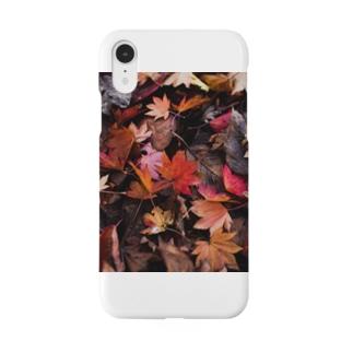 秋 Smartphone cases