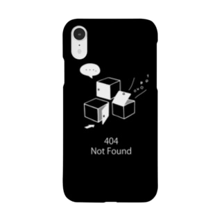 NotFound 404 / PHONEcase (Black) Smartphone cases