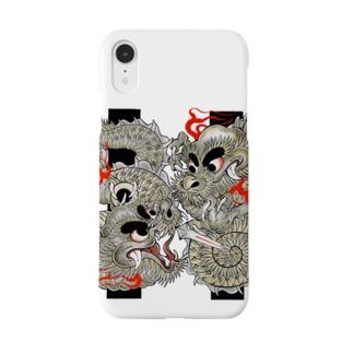 太鼓祭り 布団締め Smartphone cases