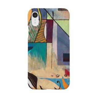 抽象Ⅰ Smartphone cases