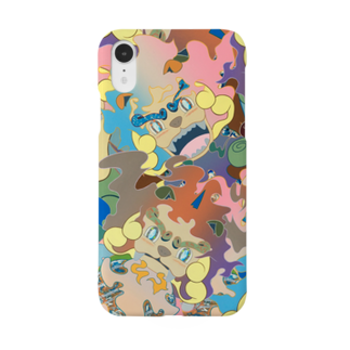 We Have No Words.のこまちゃん iphone カバー for iphone XR Smartphone cases