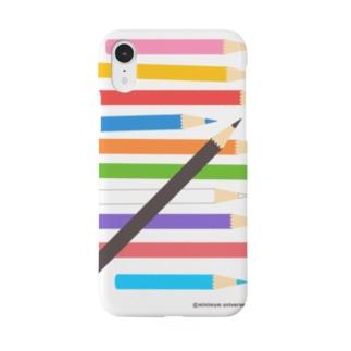 色鉛筆01 Smartphone cases