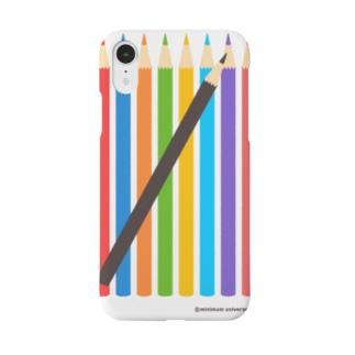 色鉛筆02 Smartphone cases