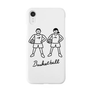 バスケ部 Smartphone cases