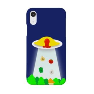 オムライスUFO Smartphone cases