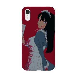 不穏なメイド喫茶~センパイver~ Smartphone cases