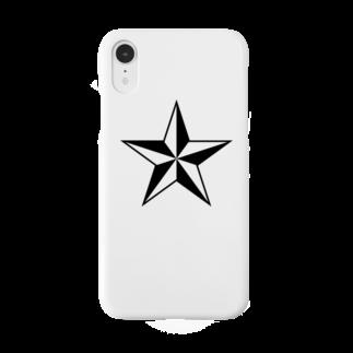 勇輝のstar スマホケース Smartphone cases
