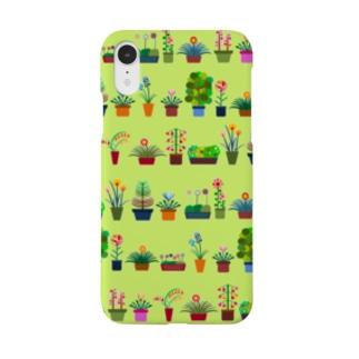 鉢植えたち集合(g Smartphone cases