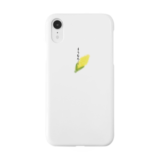 cherie87のとうもろこし Smartphone cases