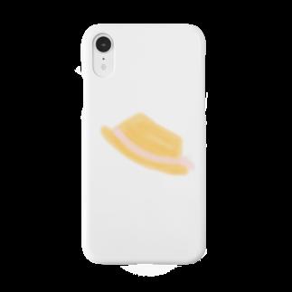 cherie87のあの子の麦わら帽子 Smartphone cases