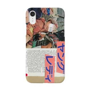 YOUNG LADY Smartphone cases