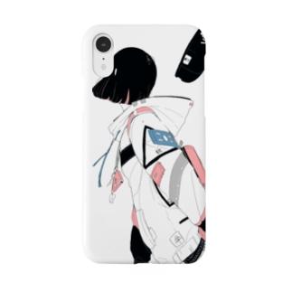 サラダ軍艦 Smartphone cases