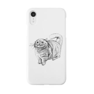 マンチカン様 Smartphone cases