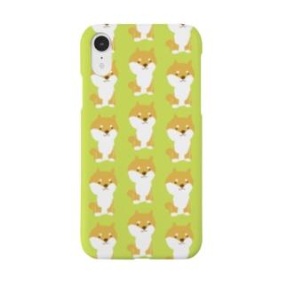 柴犬 Smartphone cases