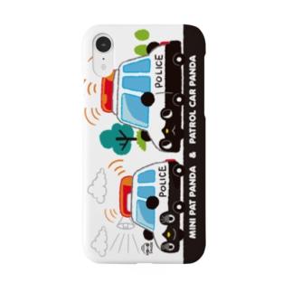パトカーパンダ Smartphone cases