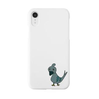 ポッポ Smartphone cases