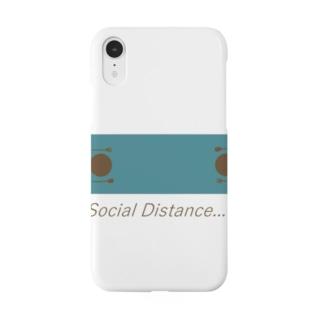 ソーシャルディスタンス2 Smartphone cases