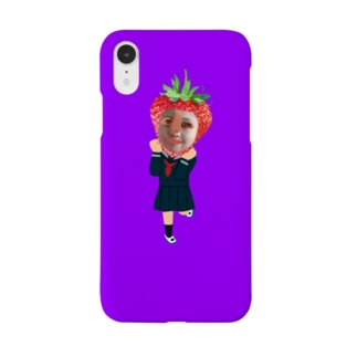 イチゴちゃんスマホケース Smartphone cases