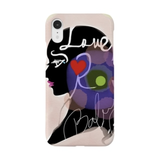Love ASMRスマホケース Smartphone cases