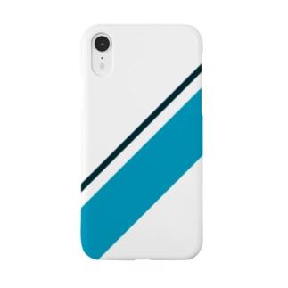某路線カラー Smartphone cases