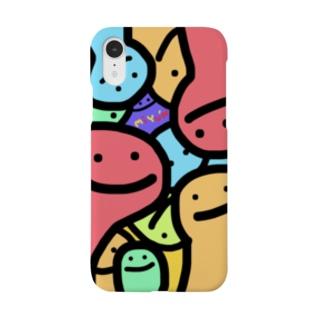 ニマニマニタ。 Smartphone cases