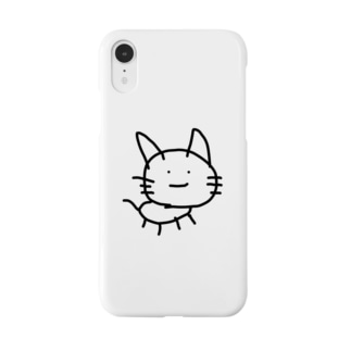 ねこさん Smartphone cases