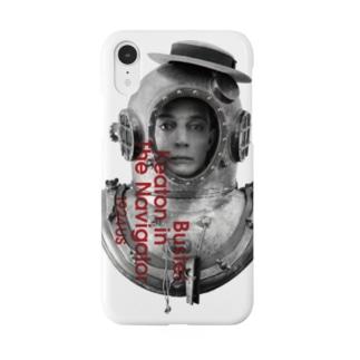 The Navigator(海底王キートン)1 Smartphone cases