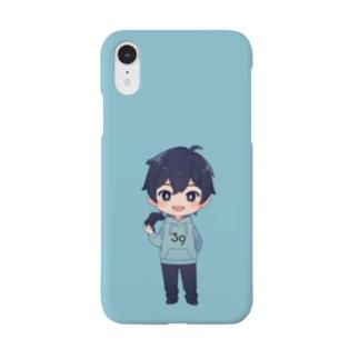 39ちびキャラ スマホケース Smartphone cases