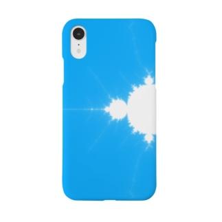 Mandelbrot: Type Blue Smartphone Case