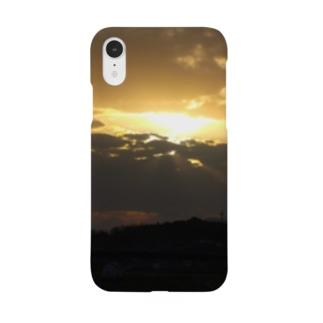 夕暮れ Smartphone cases