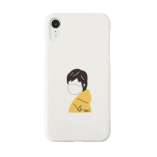 Tokiスマホケース(シンプル) Smartphone cases