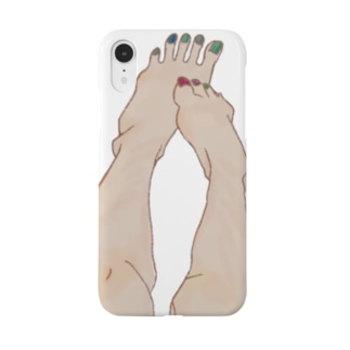 SOMEONE S FOOT  Smartphone cases
